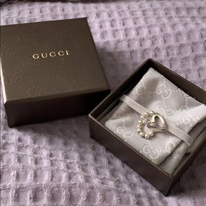 Gucci Heart Ring